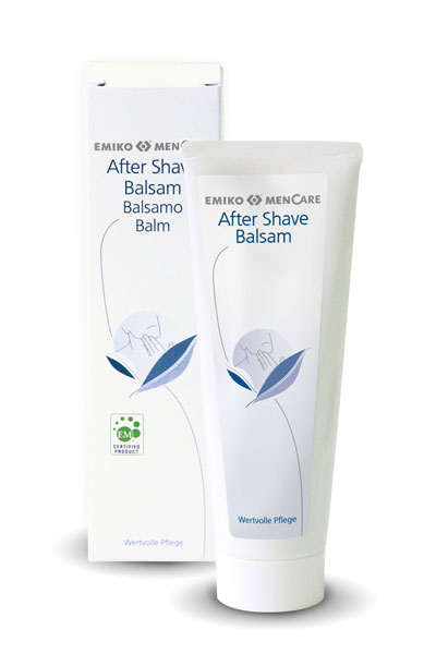 EMIKO® MenCare AfterShave Balsam - 10% Preisnachlass